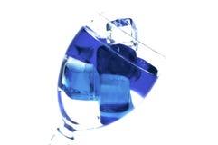 Eis-Wasser Lizenzfreies Stockfoto