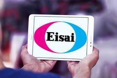 Eisai Pharmaceutical Company logo Stock Photo