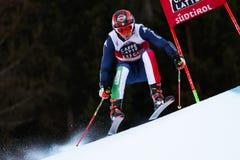 EISATH Florian in Audi Fis Alpine Skiing World-de Reus van Kopmen's Royalty-vrije Stock Fotografie