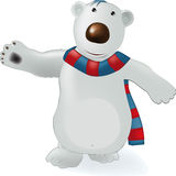 Eisbär stock abbildung