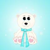 Eisbär-Schätzchen Stockfoto