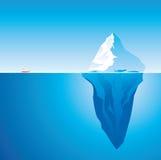 Eisberg Lizenzfreie Stockbilder