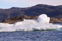Eisberg Grönland Lizenzfreies Stockfoto