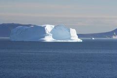 Eisberg vor Grönland Stockbilder