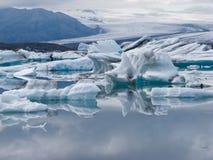 Eisberge   stockfoto