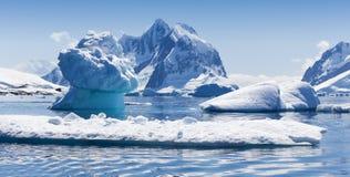 eisberge stockfotos