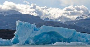 Eisberge im Wasser, der Gletscher Perito Moreno argentinien Stockfoto