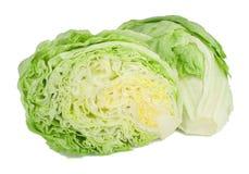 Eisbergkopfsalat. Lizenzfreie Stockbilder
