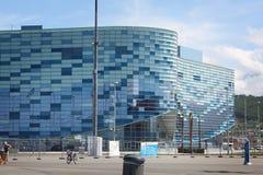 Eisbergstadion Olympiaparkformel 1 2014 Lizenzfreies Stockfoto