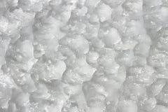 Eisbeschaffenheit. Stockfoto