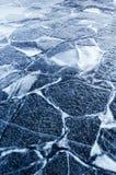 Eisbeschaffenheitshintergrund Stockfotos