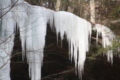 Eisbildungen Stockbilder