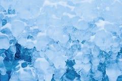 Eisbildungen Lizenzfreies Stockfoto