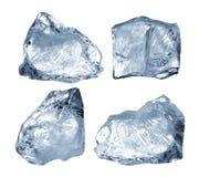 Eisblöcke stockbild