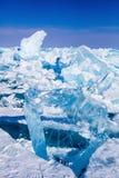 Eisblöcke Lizenzfreies Stockfoto