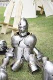 Eisen Armor Steel Lizenzfreie Stockfotografie