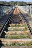 Eisen-Brücke Stockfotos