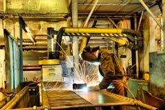 Eisen gebildet stockfoto