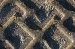 Eisen-kratzendes Muster 01 Lizenzfreie Stockfotografie