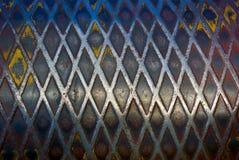 Eisen rostig Stockfoto