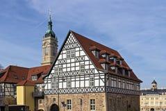 Eisenach,德国 库存照片