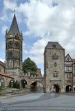 Eisenach Στοκ φωτογραφία με δικαίωμα ελεύθερης χρήσης