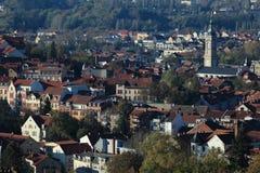 Eisenach Downtown Royalty Free Stock Image
