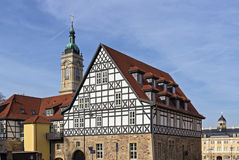 Eisenach, Germany Stock Photo