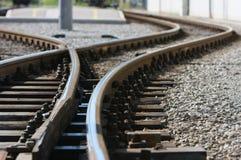 Eisenbahn. Stockfotos