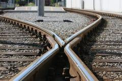 Eisenbahn. Stockbilder