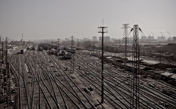 Eisenbahn Lizenzfreie Stockbilder