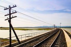 Eisenbahn Lizenzfreie Stockfotos