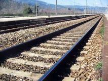 Eisenbahn Lizenzfreie Stockfotografie