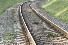 Eisenbahn 4 Lizenzfreie Stockbilder