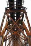 Eisenbahn-Brücke Stockfotos