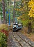 Eisenbahn für touristische Reisen Stockfotografie