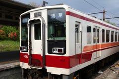 Eisenbahn in Japan Stockfotos