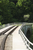 Eisenbahn Oravita - Anina stockfotografie