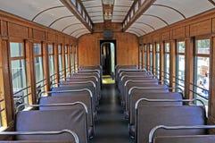 Eisenbahn-Personenkraftwagen Lizenzfreie Stockfotos