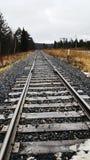 Eisenbahn, Zug Stockfoto