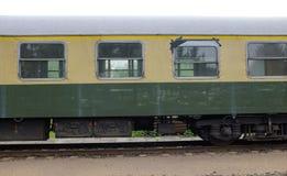 Eisenbahnauto Lizenzfreie Stockfotos