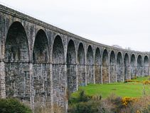 Eisenbahnbrücke Lizenzfreie Stockbilder