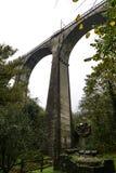 Eisenbahnbrücke (Piteccio, Toskana) Lizenzfreie Stockbilder
