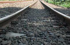 Eisenbahnen Stockbild