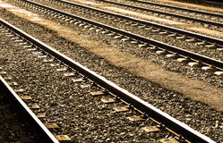 Eisenbahnen Stockfotografie