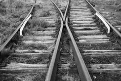 Eisenbahnspur Lizenzfreie Stockfotografie