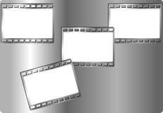 EisenBilderrahmen für Fotos Lizenzfreie Stockfotografie