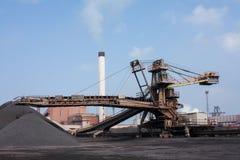 Eisenerzzerkleinerungsmaschine Lizenzfreie Stockbilder