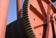 Eisengänge Lizenzfreies Stockbild