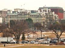 Eisenhower biuro wykonawcze Bulding Obrazy Royalty Free